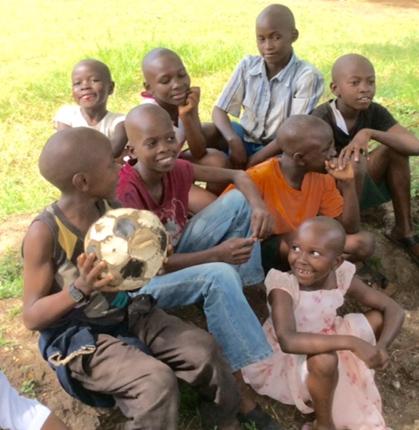 sponsor an african child