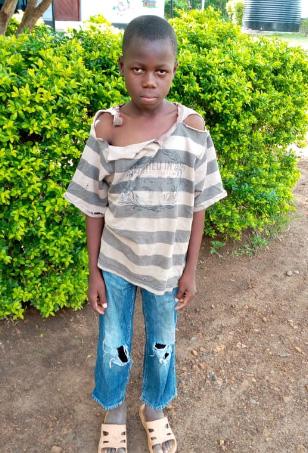 Daniel was supported by Kisumu Children
