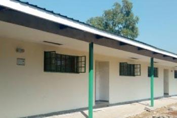 building school in africa
